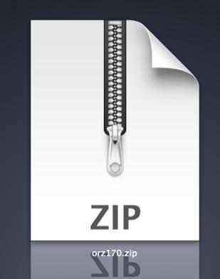 Orz zip