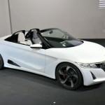 ホンダ スポーツカー「S660」 凄すぎて興奮しています。東京モーターショー コンセプトカー