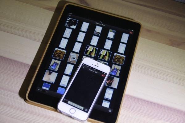 iPhoneで撮影した1000枚以上の大量にある写真・動画を、MacなどPCを使わず iPadAirに数タップの操作で転送する