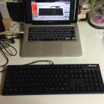 ジャンク扱いのキーボードを買ったら、Cherry社 黒軸のMajestouch Linear「マジェスタッチリニア」でびっくり!