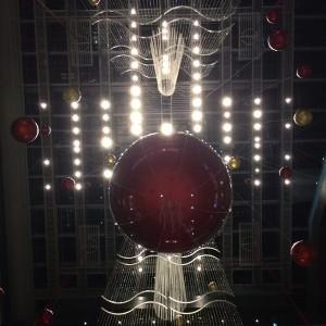 『イルミネーション』光あふれるグランフロントをiPhone 5s で撮ってみたよ
