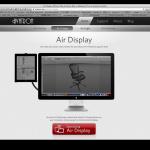 【AirDisplay2】iPadAirとMacBookPro13インチ Early 2011 を組みあせて『Mavericks』がおすすめです