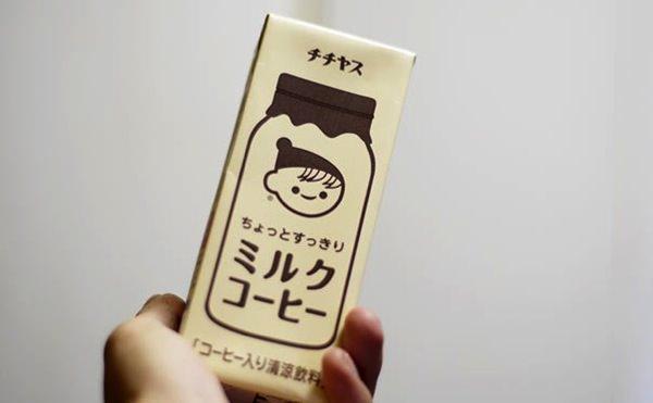 Chichiyasu milkcoffee