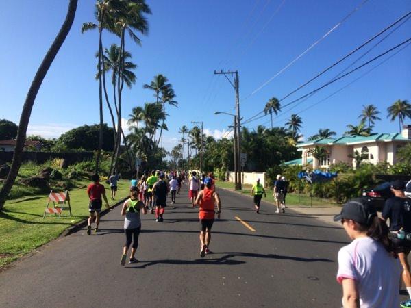 Honolulu marathon 2 13