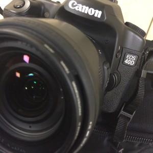 【canon EOS 40D】オーバーホール、大阪サービスセンターに持ち込みました。