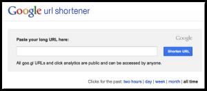 【短縮URL】Google検索結果をカンタンに伝える、1クリックでOKなGoodな方法