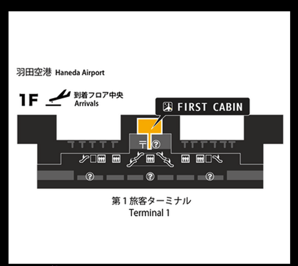 FirstCabin地図