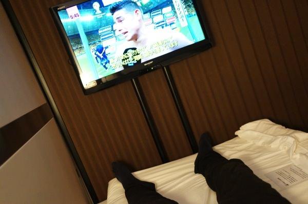 足を伸ばしてもこのゆとり 羽田空港でお風呂に入れるFirstCabin