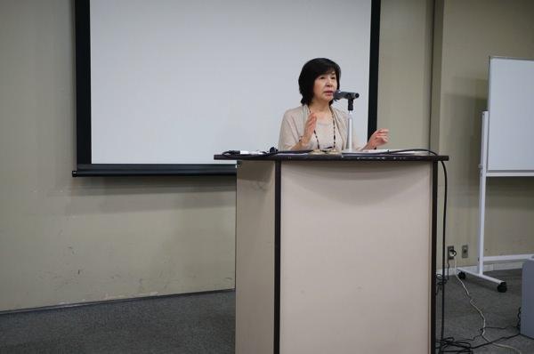 岡部明美さん