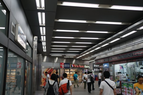 ヨドバシカメラ昭和通り口