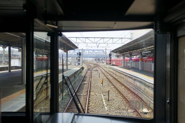 刈谷駅付近