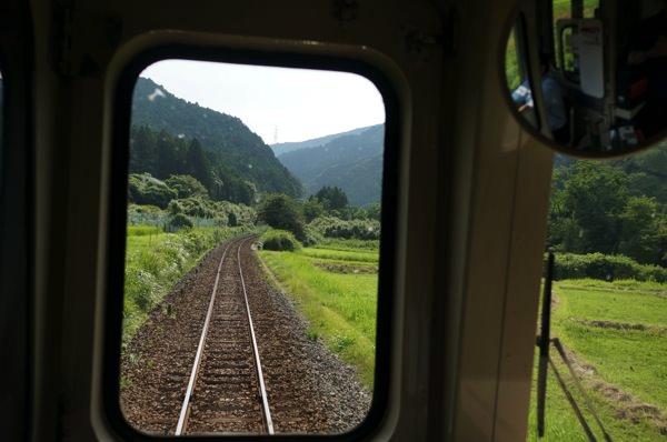 亀山 加太駅間 風景