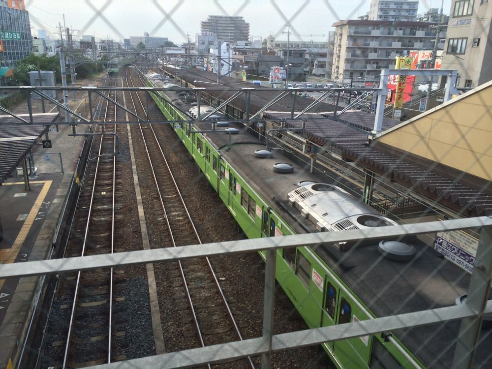 JR西日本 関西本線 大和路線