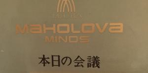マホロバ・マインズ三浦 神奈川県 会議室の無線LANルーターが快適だった