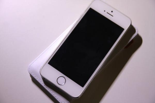 cheero Handy 6000mAhとiPhone 5s