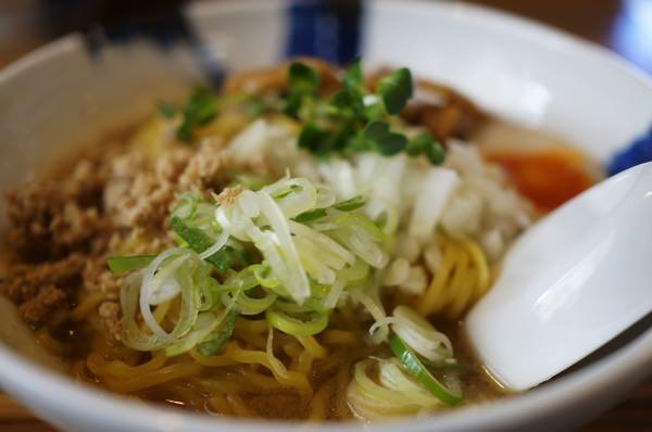 汁味卵麺 800円