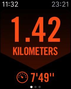 Apple Watch で Nike+ Running で ランニングを楽しむのに、必要な設定
