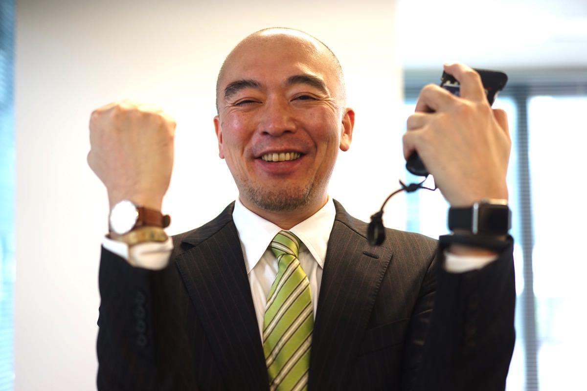 立花岳志さん