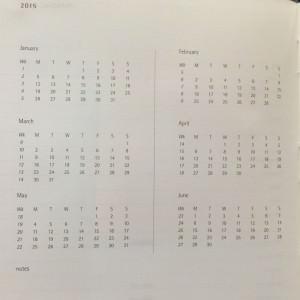 カレンダーをWebに表示する