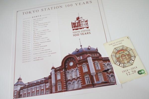 東京駅100年の歴史