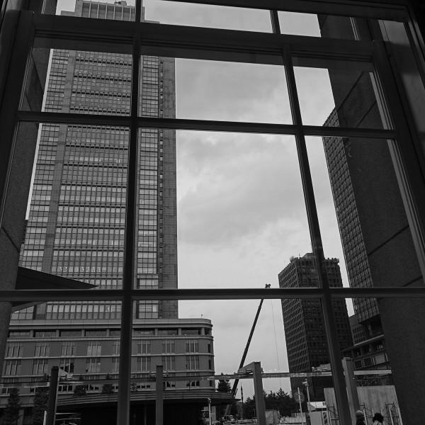 東京駅点景