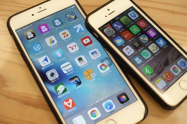 iPhoneのショートカット