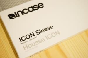 「Incase 15インチICON Sleeve」ケース