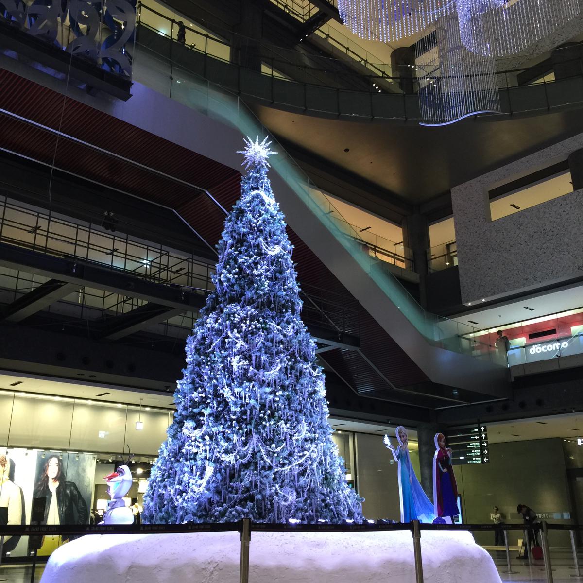 グランフロント クリスマスツリー